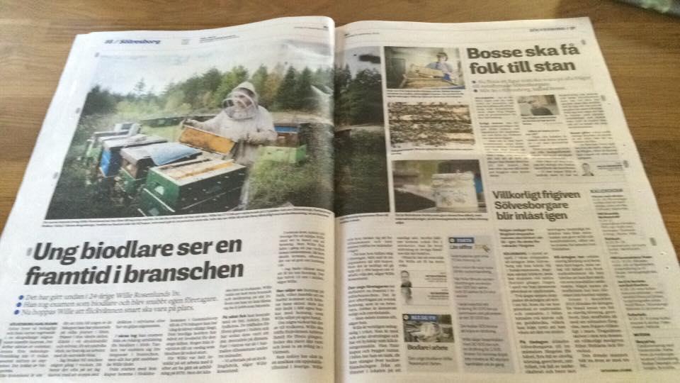 Tidningsartikel